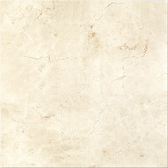 "Interceramic Marble Crema Marfil Classic Honed 18"" x 18"""
