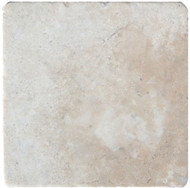 "Interceramic Mexican Travertine Crema Imperial Classic Tumbled 16"" X 16"""