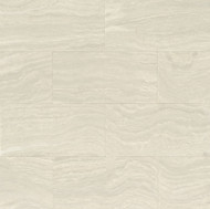 "Bedrosians Tilecrest Amazon Silver Polished 16"" x 32"""
