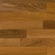 "IndusParquet Smooth Solid 5/16"" Brazilian Teak 3 1/8"""