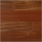 "IndusParquet Solidarity Collection 5/8"" Santos Mahogany"