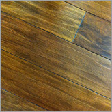 "Indusparquet Solidarity Textured 3/4"" Brazilian Teak Demolition 5 1/2"""
