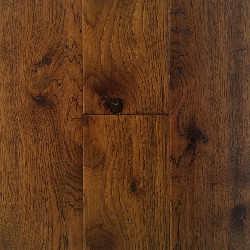 "Carlton Hardwood Rolling Hills 6.5"" Antique Brown"