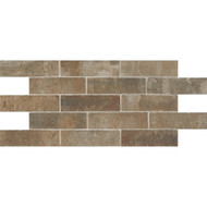"Daltile Brickwork Paver Patio 2"" x 8"""