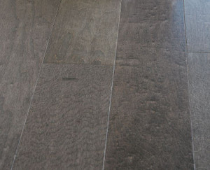 "Pravada Hardwood Loft Collection 5"" Steel Maple"