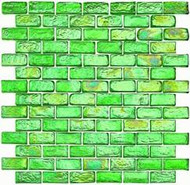 "Puccini Avons Series (Brick shape) Tyne 1 5/8"" x 3/4"""