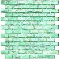 "Puccini Avons Series (Brick shape) Wey 1 5/8"" x 3/4"""