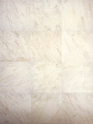 "Interceramic Imperial Quartz Ivory MOS 16"" x 16"""