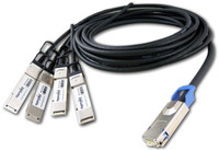 DATA CENTER OPTICS  CAB-QSFP-4XQSFP-DAC-5M