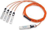 DATA CENTER OPTICS  CAB-QSFP-4XSFP-AOC-7M