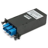 80/20 SINGLE MODE SINGLE FIBER TAP - SSCSM82