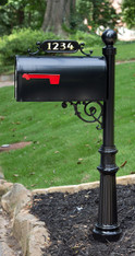The Avenues Mailbox and Post System