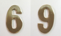 "2"" AOD Brass Number #6 or #9"