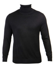 CIGAR COUTURE BLACK TURTLE NECK