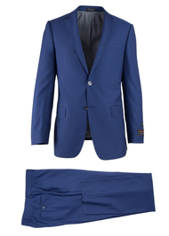 TIGLIO FRENCH BLUE NOVELLO MODERN FIT LUXE SUIT