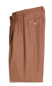 Tiglio Tabacco Wide Leg Pants/Slacks (TOBACCO-PANTS)