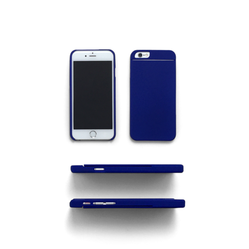 SlimClip Case LITE • CONFIDENCE (Blue) for iPhone 6 & iPhone 6S
