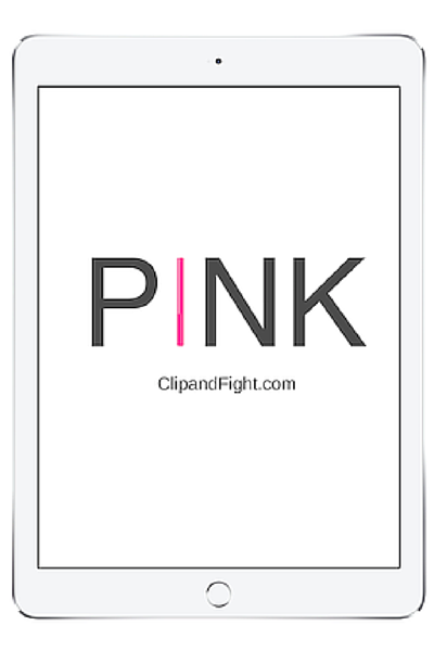 PINK Graphic Image Downloads for iPad