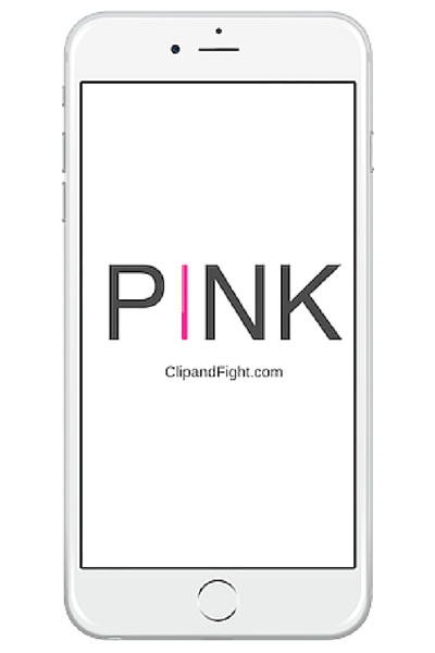 PINK Graphic Image Downloads for iPhone 6/6S