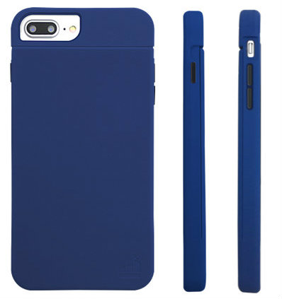 SlimClip Case V4+ • CONFIDENCE (Blue) for iPhone 7 PLUS | iPhone 6 PLUS | iPhone 6S PLUS