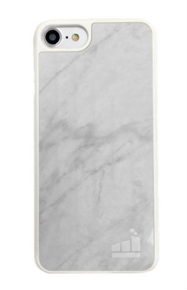 LuxBox Case • White Marble for iPhone 8 & iPhone 7