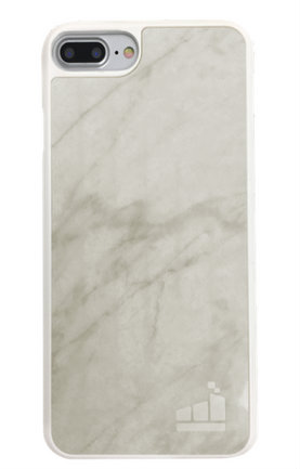 LuxBox Case White Marble for iPhone 7 PLUS