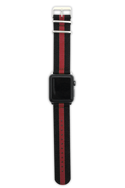 Red & Blue Apple Watch Straps 38mm