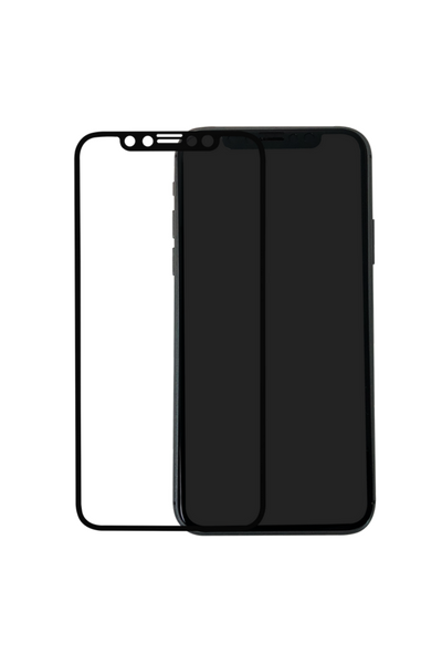 THEWTFACTORY SCREENGUARD FOR IPHONE X - BLACK