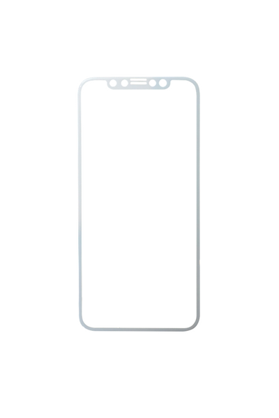 THEWTFACTORY SCREENGUARD FOR IPHONE X - WHITE