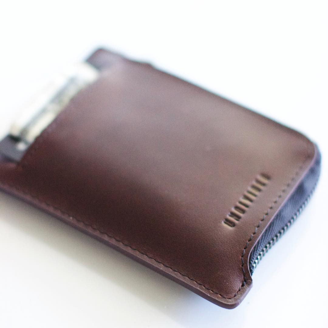 Undivided Wallet  Manufactured, Assembled, and Packaged in the USA