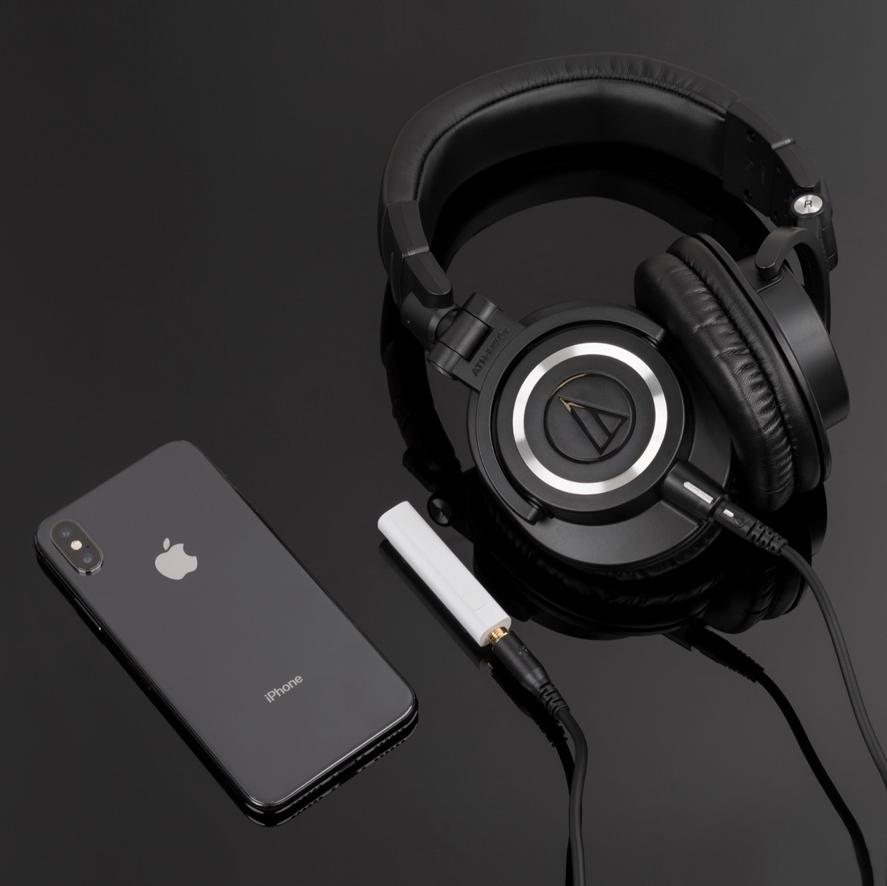 KonnecK Bluetooth Audio Adapter * Forget about being tethered by the length of your wired headphones cable * It is extremely light, wonderfully small ((L x W x H): 5.90 x 1.35 x 1.30 cm / 2.32 x 0.53 x 0.51 inches) and easy to store in your pockets