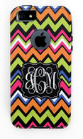 Otterbox Commuter Cast for iPhone 5  Pattern -  Ziggy Bold