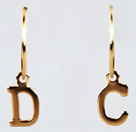 Lisette mini earrings