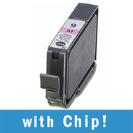 Canon PGI-9 Magenta Compatible Ink Cartridge (w/ chip)