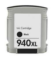 HP 940 Black (C4902A) Compatible Inkjet Cartridge