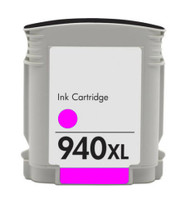 HP 940 XL Magenta Compatible Inkjet Cartridge (C4908AN)