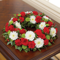 Cremation Wreath Christmas