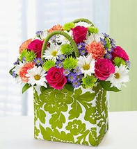 Handbag of Blooms
