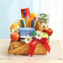Fruit & Gourmet Basket