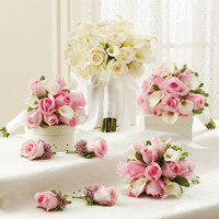 Pink and White Personal Package