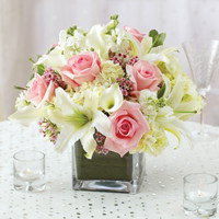 Pink Centerpiece Package