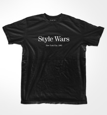 Style Wars T-shirt