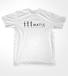Time Is Illmatic: Illmatic Education T-shirt