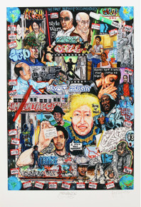 Style Wars Commemorative Limited Edition Print by Skeme