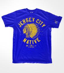 Jersey City Native T-shirt