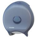Jumbo Bath Tissue Dispenser Blue