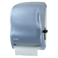 Roll Towel Dispenser Blue