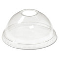 Smoothie Clear Cup Dome Lids 1000/case