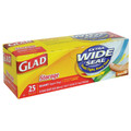 Glad Quart Storage Bags 300/case
