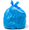 Trash Liners Blue 58Gal. 1.4 MIL 100/case